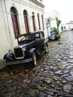 Colonia - Uruguay - La perfecta recreación histórica.