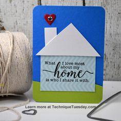 Story Card Sunday... on Monday: My Home