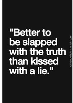 My thoughts exactly. Betrayal of trust after you've given your heart to that person, cuts deep. But better to feel the sting from being awakened to the truth of a person, rather than live continually deceived, no matter how hard you miss sharing life with him/her.