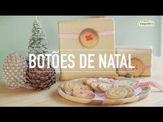 Botões de Natal Vaqueiro - YouTube