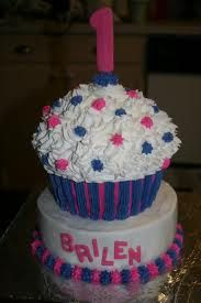 giant birthday cupcake for men - Google Search
