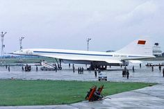 A Rumoured soviet spy worked on the Concorde, stole a copy of the blueprints before the Concorde's delta wing design was finalized and gave them to Alexander Tupolev who then adjusted them slightly with complete disregard to aerodynamics and the stress involved.