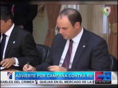 Ministro Advierte Campaña Contra RD Sobre Deportaciones Podría Afectar Inversion Extranjera #Video