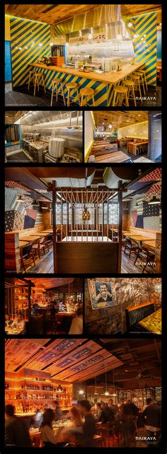 Daikaya Japanese Restaurant - 705 Sixth St, NW