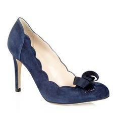 holy blue suede shoes! #musthave!