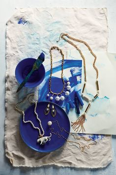 In great company: the Berry Jewelry Single Pearl Necklace - anthropologie.com www.berryjewelry.com