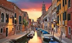 Groupon - ✈ 9-Day Tour of Italy with Air from Gate 1 Travel. Price per Person Based on Double Occupancy (Buy 1 Voucher/Person). in Venice, Florence, and Rome. Groupon deal price: $999