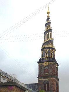 Our Saviors Church (Vor Frelsers Kirken), Copenhagen