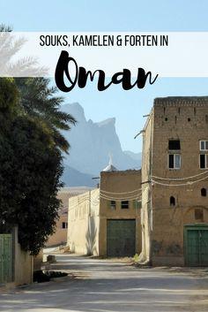 Oman is een magisch land voor een rondreis. Mooie souks, overnachtingen in de…