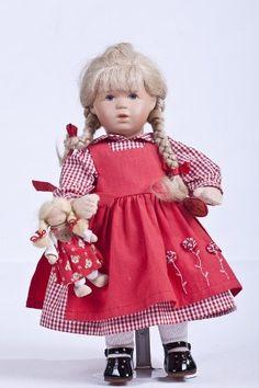 Käthe Kruse Puppe Maja 34 cm