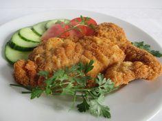 Rántott hús Tandoori Chicken, Meat, Ethnic Recipes, Food, Essen, Meals, Yemek, Eten