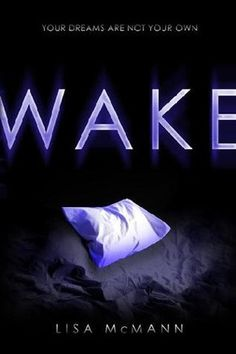 The Wake Trilogy by Lisa McMann, first book: 'Wake': Ever since she was eight years old, high school student Janie Hannagan has been uncontrollably drawn into other people's dreams, but it is not until she befriends an elderly nursing home patient and becomes involved with an enigmatic fellow-student that she discovers her true power. (3 books total)