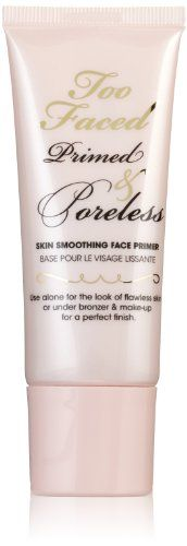 Too Faced Cosmetics Primed and Poreless 1 Ounce >>> Find out more about the great product at the image link. (This is an affiliate link)