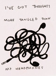 Tangled.