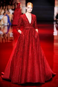 Elie Saab Haute Couture Fall Winter 2013-2014 Collection