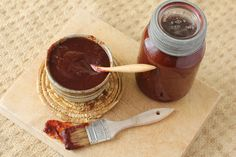 You might not be a barbecue master like some of our contestants, but try making this Red Wine Barbecue Sauce!