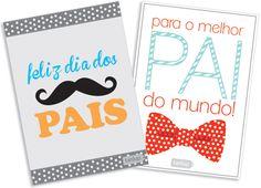 Cartão de Dia dos Pais do @Tanlup :)