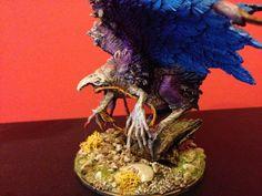 Arcane Forge Kingdom Death Phoenix, or Tzeentch Daemon Prince!