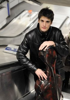 Luka Sulic from 2Cellos