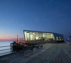 Galeria - Centro Cultural Southend Pier / White Arkitekter + Sprunt - 7