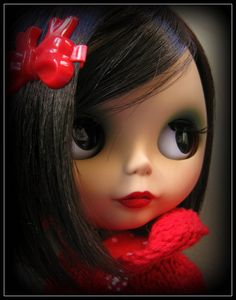 Jackie by OhChiWaWa!, via Flickr