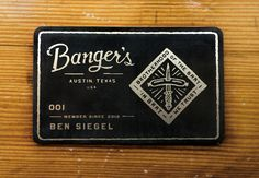 Banger's is a Sausage House & Beer Garden coming to the Rainey St District of Austin, TX early in 2012. Much more work to come for these guys, check back soon.