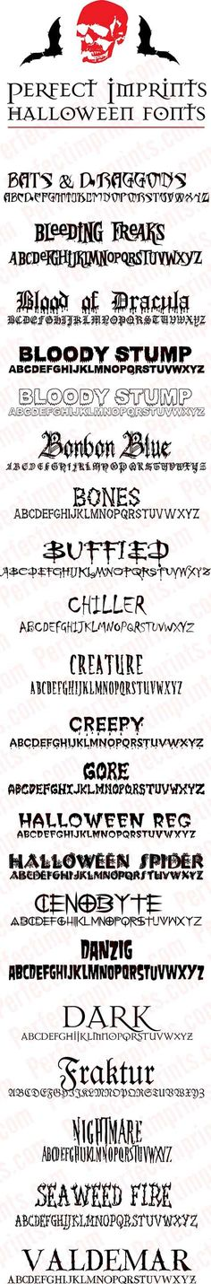 Halloween Fonts Ward Ward Hunt Fryling Ronin - this looks like something you'd like Halloween Fonts, Halloween Cards, Holidays Halloween, Halloween Diy, Halloween Havoc, Vintage Halloween, Cool Fonts, Fun Fonts, Photoshop