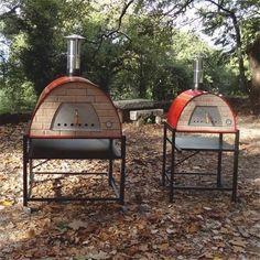 Authentic Pizza Ovens Portable Prime and Maximus Pizza Ovens ? Patio & Pizza