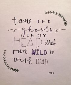 #mumford #lyrics #quote
