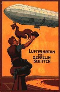 Geschichte des Menschenfluges: Ferdinand Graf von Zeppelin