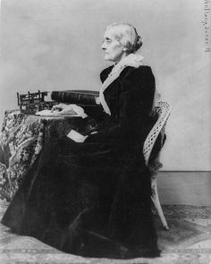 Susan B. Anthony campaigned for Republican candidates in many campaigns, beginning in 1860. That year, the Wide Awakes, a Republican marching club, serenaded Susan B. Anthony and her suffragist colleague Elizabeth Cady Stanton to thank them for their support. Anthony also worked closely with fellow Republican Frederick Douglass. In 1872, she was arrested for casting a ballot in the presidential election, in which she voted for the Republican ticket.