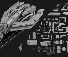 Hard Surface Kitbash Workshop by Curtis Holt