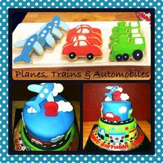 Planes Trains & Auto