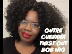 Crochet Hair Without Braiding : Natural Hair Wig $40.00 Looks like crochet braids without the hassle ...