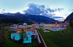 Spa resort in Salzburg - Alpentherme Bad Hofgastein