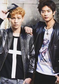 SHINee Key & Minho