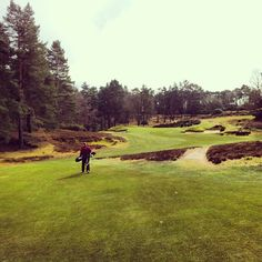 First day of tour sunningdale golf @ Sunningdale Golf Club