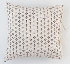 Fleur Small Deco Pillow