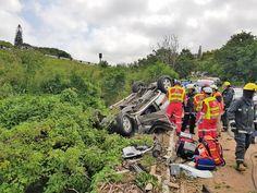Durban - Fourteen people lost their lives on KwaZulu-Natal roads over the weekend as the festive season draws near. Kwazulu Natal, Roads, South Africa, Festive, Monster Trucks, Lost, Drawings, People, Road Routes