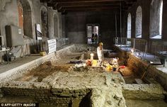 Archaeologists Locate Mona Lisa's Remains in the Convent of Santa Ursula in Florence (Spanish)