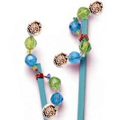 chopstick hair ornament