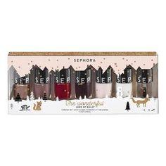 The Wonderful Land of Nails - Collection de 7 vernis à ongles de SEPHORA COLLECTION sur Sephora.fr
