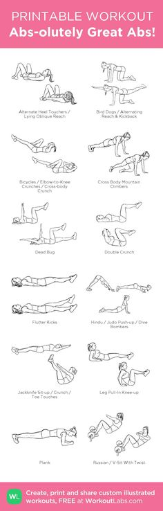 – Custom workout created at… - Healthy Sport Fitness, Fitness Workouts, At Home Workouts, Fitness Tips, Fitness Motivation, Health Fitness, Bodyweight Ab Workout, Core Workouts, Printable Workouts