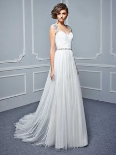 Soft tulle dress  2017 Collection  Beautiful by Enzoani