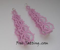 tatted earring