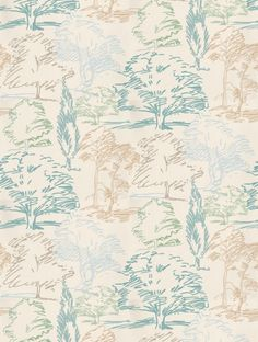 Aspen wallpaper by Sanderson, taken from the Sanderson Colour for Living collection.