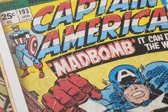 Papel pintado 1960s Marvel Heroes | Papeles de los 70