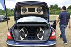#SouthwestEngines The photo given here show the best Car Audio & Technology.