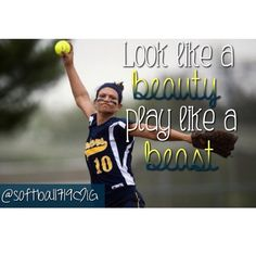 Can't be without softball much longer. Come on softball season hurry up!