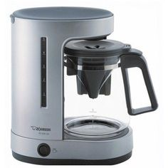 Zojirushi EC-DAC50 Zutto 5-Cup Drip Coffeemaker | Hot Coffee Maker Review